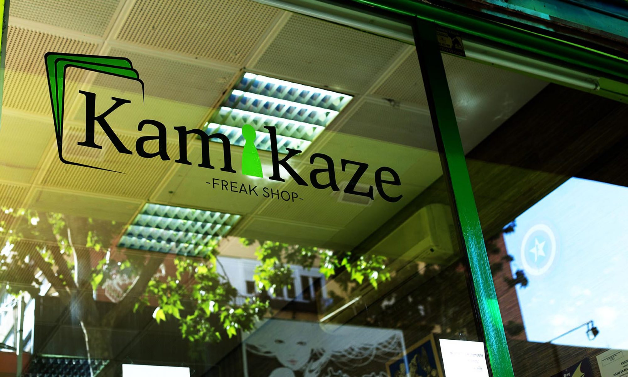 Kamikaze Freak Shop